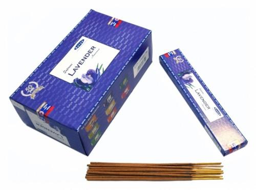 Благовония Supreme Lavender (Satya) 15 грамм - 1