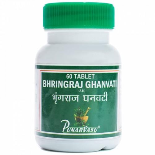 Брингарадж гханвати (Bhringraj ghanvati, Punarvasu), 60 таб. - 1