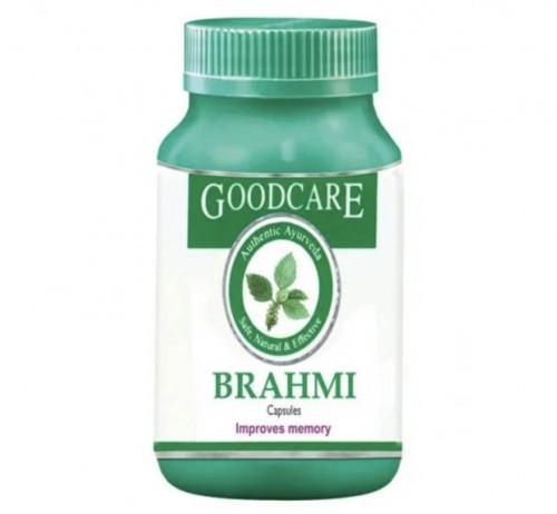Брахми, Гудкеар Бадьянатх (Brahmi, Goodcare Baidyanath) 60 кап - 1