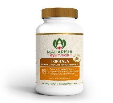 Трифала, Махариши Аюрведа (Triphala, Maharishi Ayurveda) 60 табл. - 1